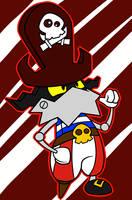 Admiral Razorbeard by DeathToSquishies