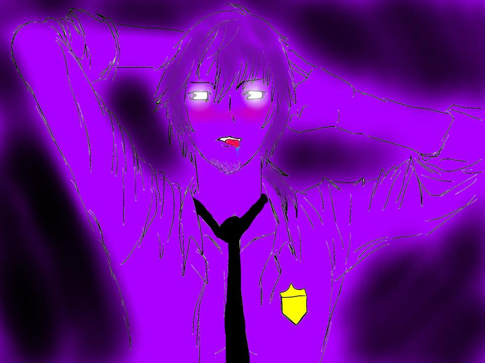 Five nights at freddys purple guy vincent by keidaki on deviantart