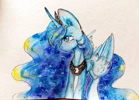 Princess Luna by Zefir-ka