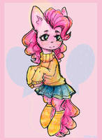 Pinkie Pie by Zefir-ka