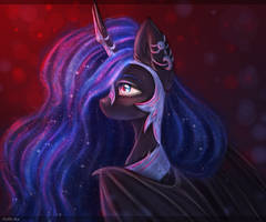 Nightmare Moon by Zefir-ka