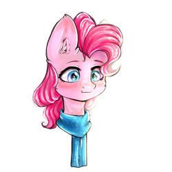 Pinkie Pie by Zefir-ka