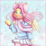 Christmas Fluttershy