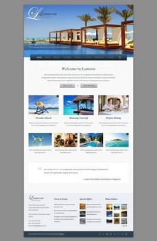 Lamoon - Responsive Resort and Hotel Template