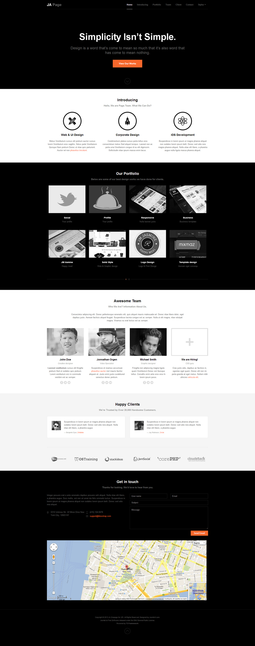 Download joomla art gallery template free software for Joomla administrator templates