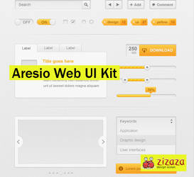 Alesio Web UI Kit