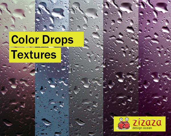 Color Drop Textures by DarkStaLkeRR