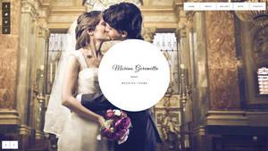 Moreno - Wedding Template