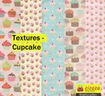 Cupcake - 7 HD items (3600 x 3600 px)