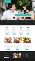 Food and Wine HTML Responsive Theme