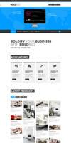 BOLDBIZZ - Multi Purpose HTML Template
