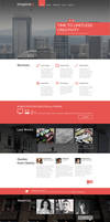 Inspired - PSD Template