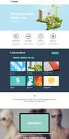 Forest - A flat and Bold portfolio Wordpress theme by DarkStaLkeRR