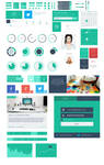 Flatter - user interface kit