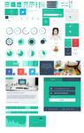 Flatter - user interface kit