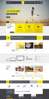 Solana - Multipurpose PSD Template