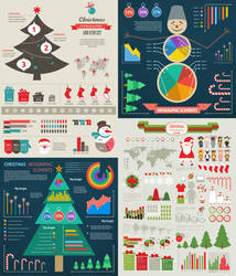 Christmas Infographics by DarkStaLkeRR