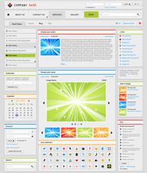 User Interface Elements by DarkStaLkeRR