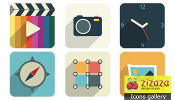 Web Icons Set by DarkStaLkeRR