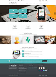 Tempcore - Business HTML5 Template by DarkStaLkeRR