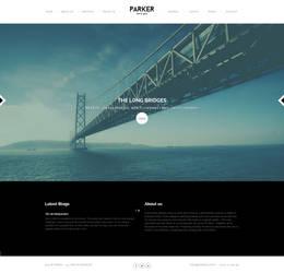 Parker - Creative WordPress Showcase by DarkStaLkeRR