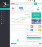 Freebies PSD Dashboard by DarkStaLkeRR
