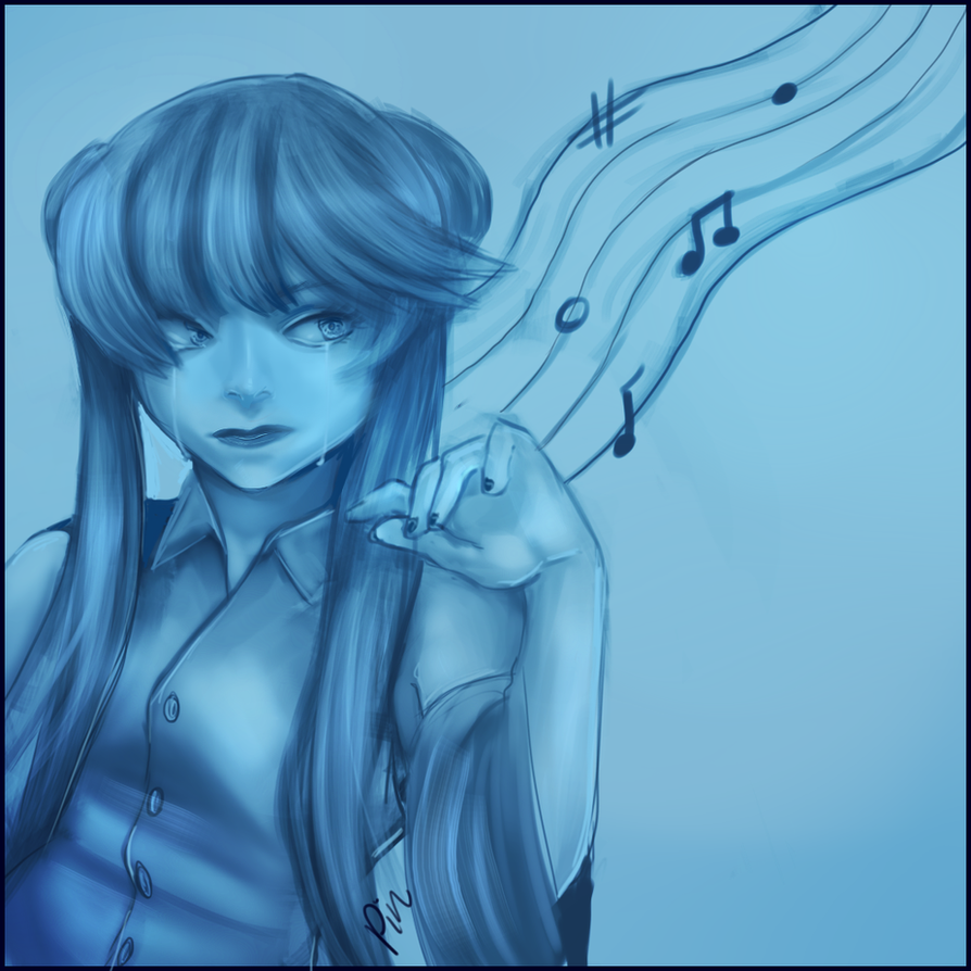 Blue Tears by ThePinster