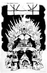 Cyclops Iron Throne