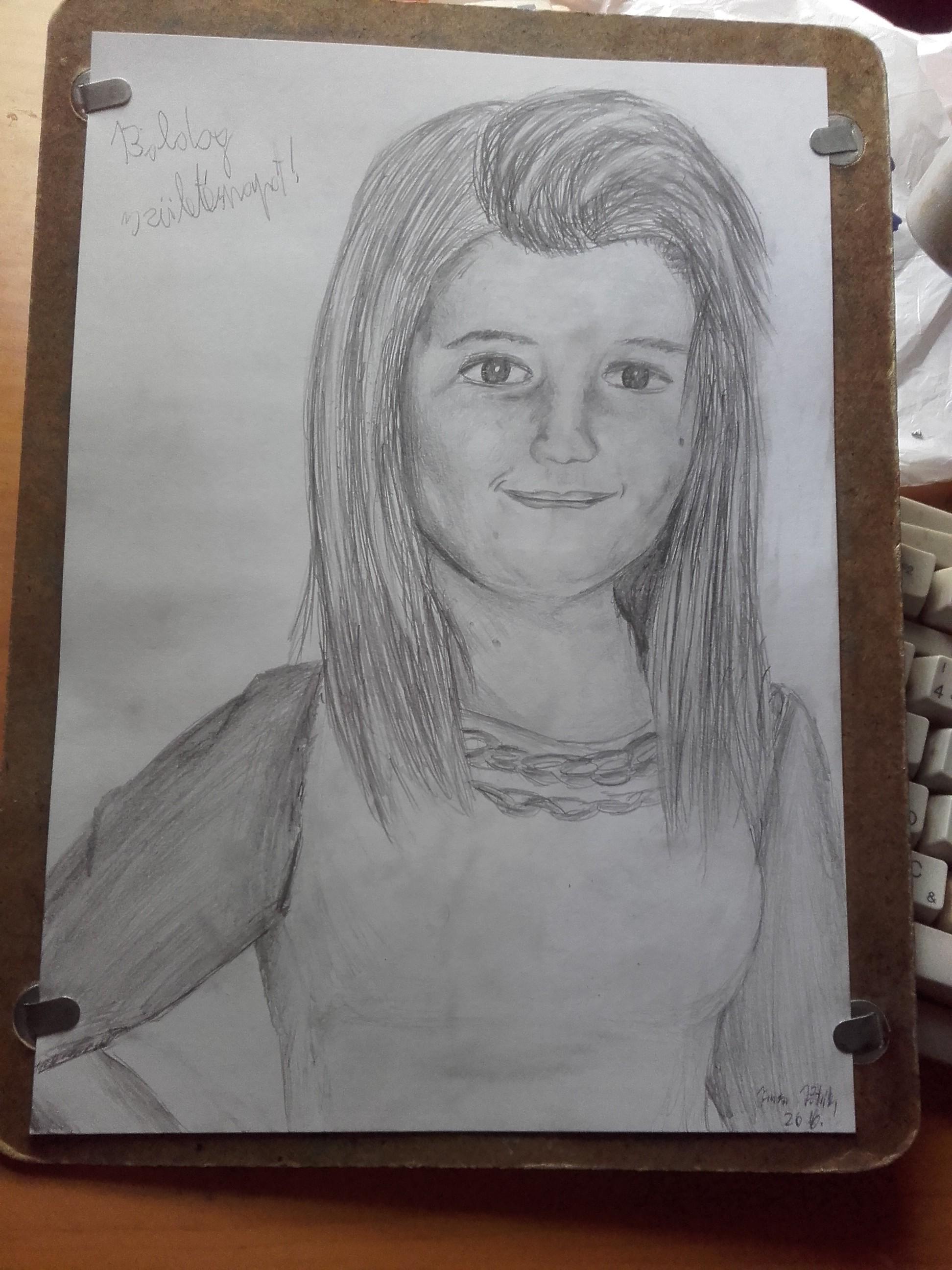 Portrait - Erica