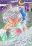 Alice - Through the Mists by kawaiiamethist