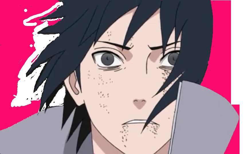 Sasuke Shocked Render By Sakamakijustine On Deviantart