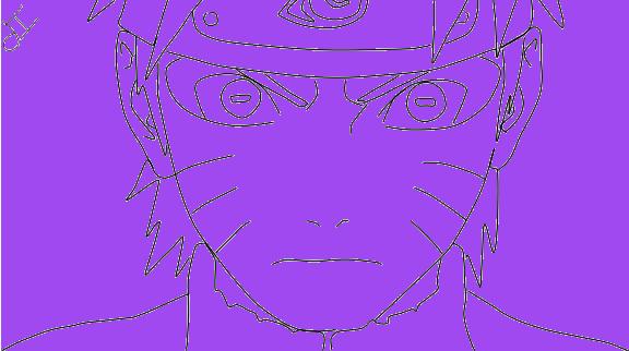 sage mode narut... Naruto Kyuubi Sage Mode Drawing