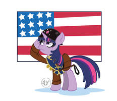 Military is Magic Twilight