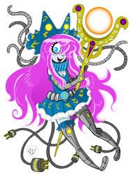 Alien Engineered Magical Girl
