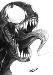 Venom by randyblinkaddicter