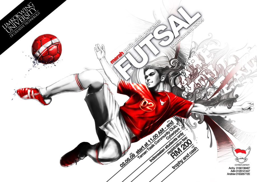 how to join futsal team