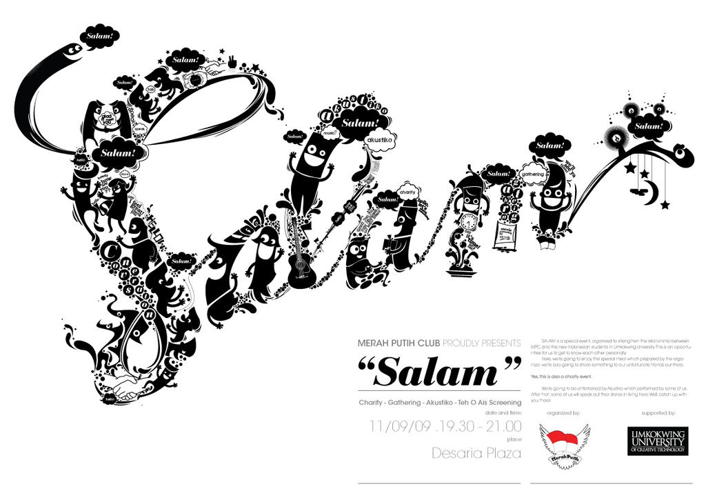 'SALAM' by randyblinkaddicter