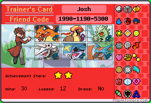 My trainer card. by TheIronWar