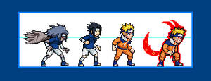 NZC CS2 Sasuke and OTK Naruto