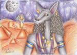 Goddess Anput
