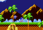 SONIC 1 1990 PROTOTYPE. screensot remade