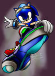 sonic the hedgehog .:riders:.