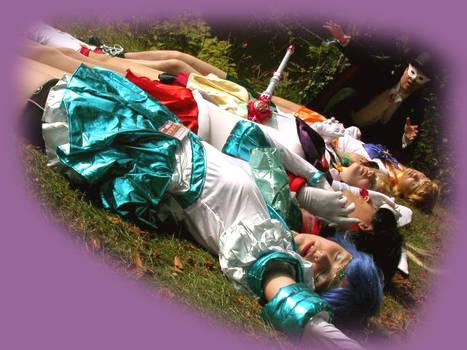 sailor moon group dead
