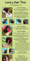 How to Wear Kanzashi 02