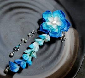 Destiny. Blue Star Flower.