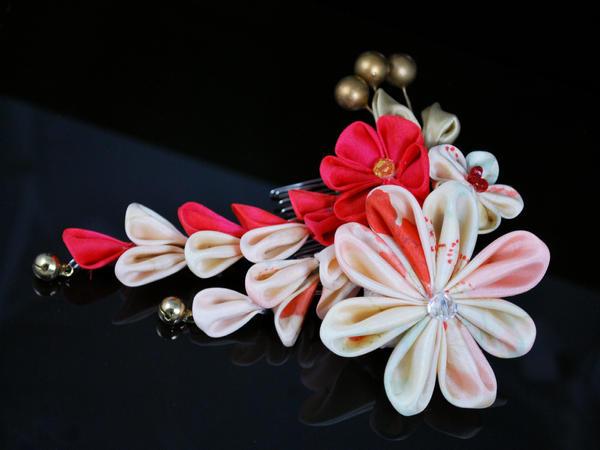 Vintage Kimono 01 by hanatsukuri
