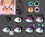 How to draw eyes tutorial