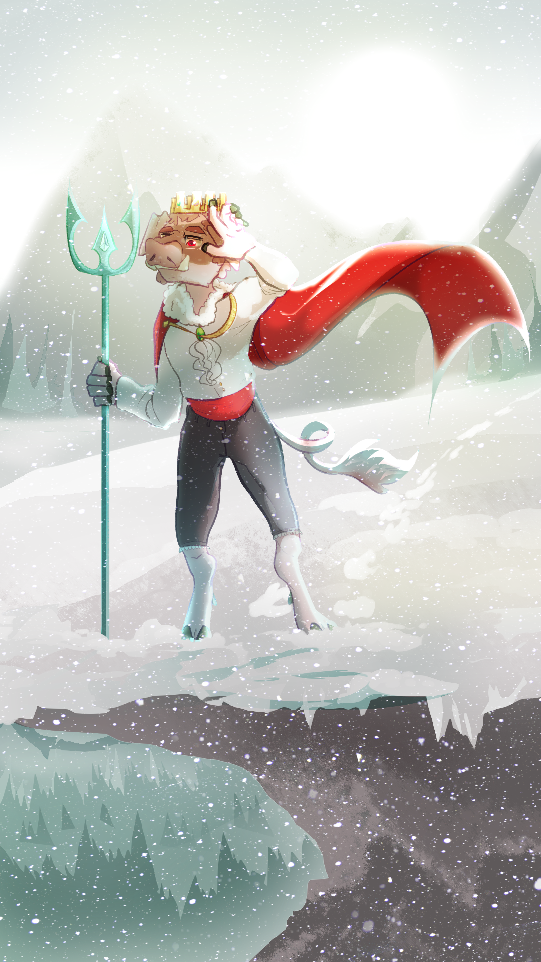 Snow pog