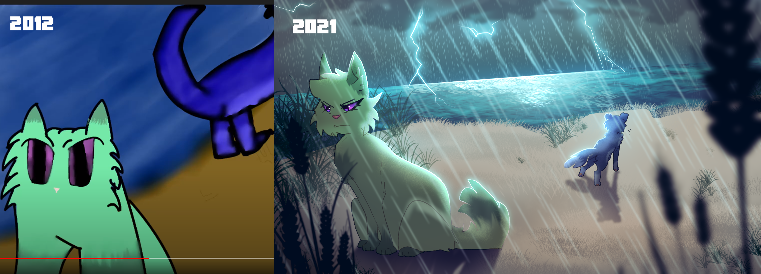 You're Gonna Go Far Kid   REDRAW 9 years