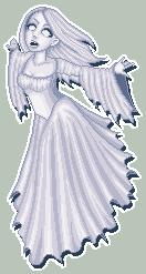 Spooky Ghost by Ukidancer06